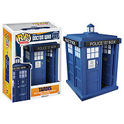 Funko Pop Vinyl Doctor Who Tardis Figure
