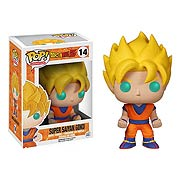 Funko Pop Vinyl Dragon Ball Z Super Saiyan Goku Figure