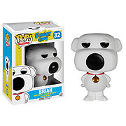 Funko Pop Vinyl Family Guy Brian Figure