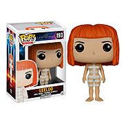 Funko Pop Vinyl Fifth Element Leeloo Strap Version Figure