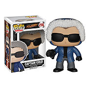Funko Pop Vinyl Flash TV Series Captain Cold Figure
