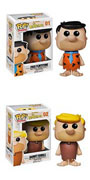 Funko Pop Vinyl Flinstones Fred Flinstone Barney Rumble