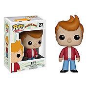 Funko Pop Vinyl Futurama Fry Figure
