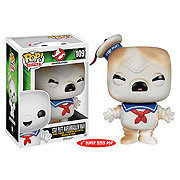 Funko Pop Vinyl Ghostbusters Toasted Stay Puft Marshmallow Figure