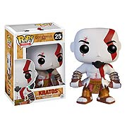 Funko Pop Vinyl God of War Kratos Figure