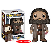 Funko Pop Vinyl Harry Potter Rubeus Hagrid Figure