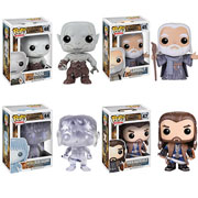 Funko Pop Vinyl Hobbit 2 Desolation of Smaug Azog Hatless Gandalf Invisible Bilbo Baggins Thorin Oakenshield Figure