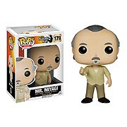 Funko Pop Vinyl Karate Kid Mr Miyagi Figure