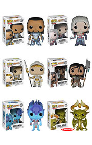 Funko Pop Vinyl Magic The Gathering Sarkhan Nicol Bolas Gideon Jura Kiora Atuia Elspeth Tirel Tezzeret Figure