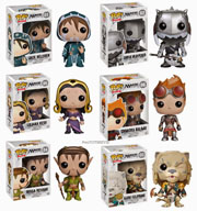 Funko Pop Vinyl Magic the Gathering Ajani Chandra Garruk Jace Liliana Nissa Figure
