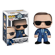 Funko Pop Vinyl Marvel Agents of Shield Agent Coulson Figure