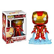Funko Pop Vinyl Marvel Avenges Age of Ultron Iron Man Figure