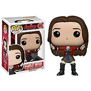 Funko Pop Vinyl Marvel Avengers Age of Ultron Scarlet Witch Figure