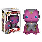 Funko Pop Vinyl Marvel Avengers Age of Ultron Vision Figure
