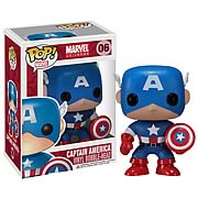 Funko Pop Vinyl Marvel Captain America Figure