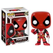 Funko Pop Vinyl Deadpool Thumbs Up Figure