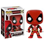 Funko Pop Vinyl Deadpool Two Swords Figure