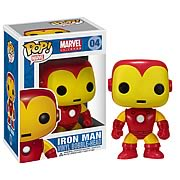 Funko Pop Vinyl Marvel Iron Man Figure