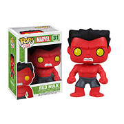 Funko Pop Vinyl Marvel Red Hulk Figure