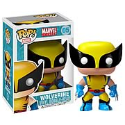 Funko Pop Vinyl Marvel Wolverine Figure
