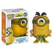 Funko Pop Minions Movie Au Naturel Figure