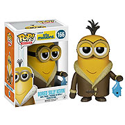 Funko Pop Vinyl Minions Movie Bored Silly Kevin Figure