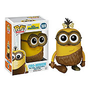 Funko Pop Vinyl Minion Movie Cro-Minion Figure