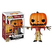 Funko Pop Nightmare Before Christmas Jack The Pumpkin King Figure