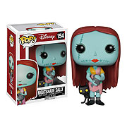 Funko Pop Nightmare Before Christmas Sally with Nightshade Figure