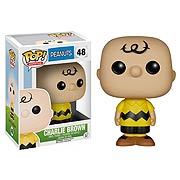 Funko Pop Peanuts Charlie Brown Figure