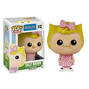 Funko Pop Vinyl Sally Brown Figure