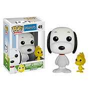 Funko Pop Vinyl Peanuts Snoopy and Woodstock Figure