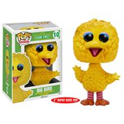 Funko Pop Vinyl Sesame Street Big Bird 6 Inch Figure
