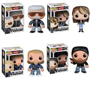 Funko Pop Vinyl Sons of Anarchy Clay Morrow Gemma Morrow Jax Teller Opie Winston Figure