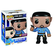 Funko Pop Vinyl Star Trek Mirror Mirror Spock Previews Exclusive Figure