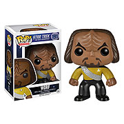 Funko Pop Star Trek The Next Generation Worf Figure