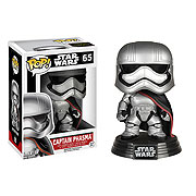 Funko Pop Vinyl Star Wars Episode VII 7 The Force Awakens Captain Phasma Figure