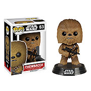 Funko Pop Vinyl Star Wars Episode VII 7 The Force Awakens Chewbecca Figure