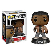 Funko Pop Vinyl Star Wars Episode VII 7 The Force Awakens Finn Figure