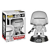 Funko Pop Star Wars Episode VII 7 The Force Awakens First Order Snowtrooper Figure
