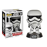 Funko Pop Star Wars Episode VII 7 The Force Awakens First Order Stormtrooper Figure