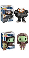 Funko Pop Vinyl Starcraft 2 Jim Raynor Marine Suit Queen of Blades Sara Kerrigan Figure