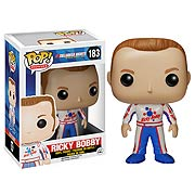 Funko Pop Vinyl Talladega Nights Ricky Robby Figure