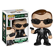Funko Pop Vinyl The Matrix Agent Smith Figure