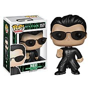 Funko Pop Vinyl The Matrix Neo Figure