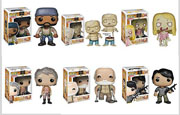 Funko Pop Vinyl Walking Dead Carol Hershel Prison Glenn Teddy Bear Girl Tyrese Well Walker Figure