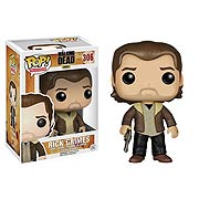Funko Pop Vinyl Walking Dead Season 5 Rick Grimes Figure