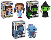 Funko Pop Wizard of Oz Dorothy Wicked  Witch Winged Monkey Figure