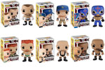Funko Pop Vinyl WWE The Rock Stone Cold Steve Austin Sheamus Rey Mysterio CM Punk Jon Cena