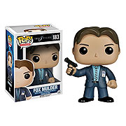 Funko Pop Vinyl X-Files Fox Mulder Figure